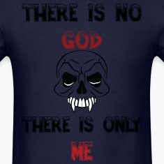 DG There is no god There is only me
