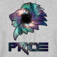 Black-Hole Lion Pride Hoodies