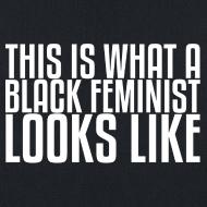 Design ~ Black Feminist Tote Bag