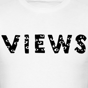 Views From The Six T-Shirts - Men's T-Shirt