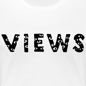 Views From The Six Women's T-Shirts - Women's Premium T-Shirt
