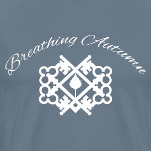Breathing Autumn - Men's Premium T-Shirt