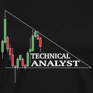 Forex T-shirt Technical Analyst - Men's Premium T-Shirt