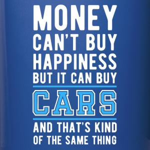 Cars Money can't Buy Unique Gift Idea T-shirt Mugs & Drinkware - Full Color Mug