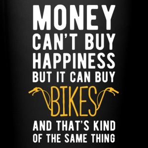 Bikes Money can't Buy Unique Gift Idea T-shirt Mugs & Drinkware - Full Color Mug