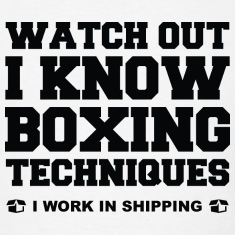 I Know Boxing Techniques