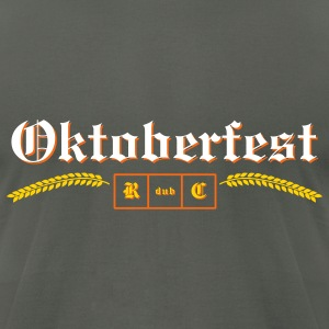 R dub C - Oktoberfest - Men's T-Shirt by American Apparel