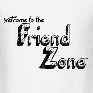 FriendZone T-Shirt - Men's T-Shirt