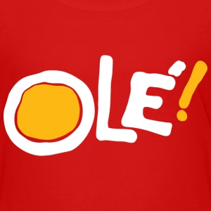 Ole! (red) Kids' Shirts - Kids' Premium T-Shirt