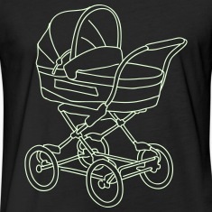Baby stroller T-Shirts