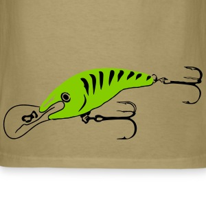 Fishing lure - Men's T-Shirt