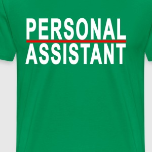 personal_assistant_ - Men's Premium T-Shirt