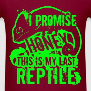Reptile - Promise Honey - Men's T-Shirt