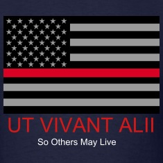 UT VIVANT ALII (so others may live)