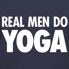 Real Men Do Yoga Women's T-Shirts