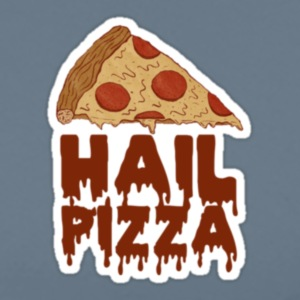Hail Pizza - Men's Premium T-Shirt