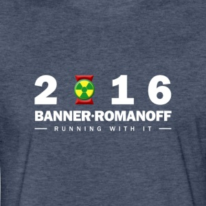 Banner & Romanoff 2016 T-Shirts - Fitted Cotton/Poly T-Shirt by Next Level