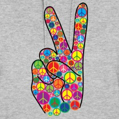 Peace Hoodies