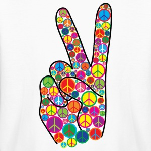 Peace Kids' Shirts - Kids' Long Sleeve T-Shirt