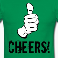Cheers! - Men's Ringer T-Shirt