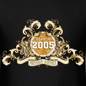 042016_born_in_the_year_2005a T-Shirts - Men's T-Shirt