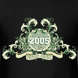 042016_born_in_the_year_2005c T-Shirts - Men's T-Shirt
