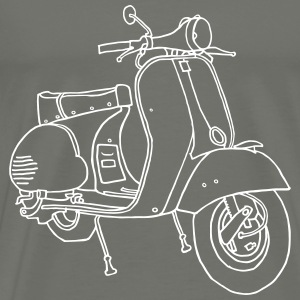Motor scooter - Men's Premium T-Shirt