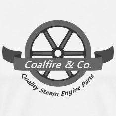 Coalfire & Co - Steam engine parts