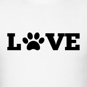 Love - Men's T-Shirt