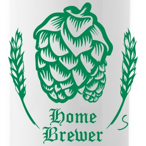 Home brewer Hop Bottle - Water Bottle