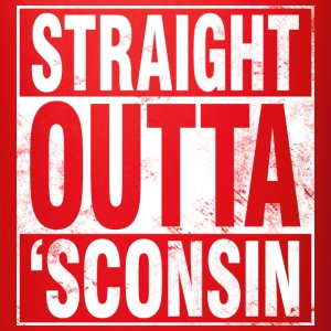STRAIGHT OUTTA 'SCONSIN Mugs & Drinkware - Full Color Mug