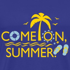 Come on Summer Men's Premium T-Shirt