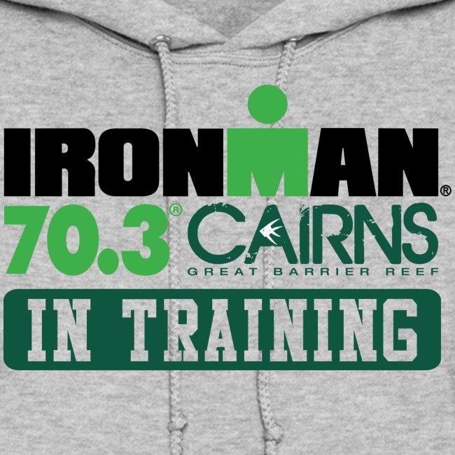 70.3 Cairns In Training Women's Hoodie