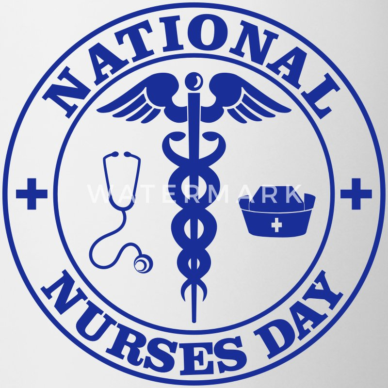 National Nurses Day Mugs & Drinkware - Coffee/Tea Mug