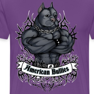 American Bullies - Men's Premium T-Shirt