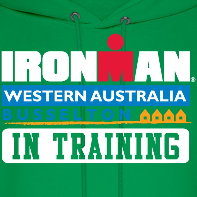 IM Western Australia In Training Men's Hoodie
