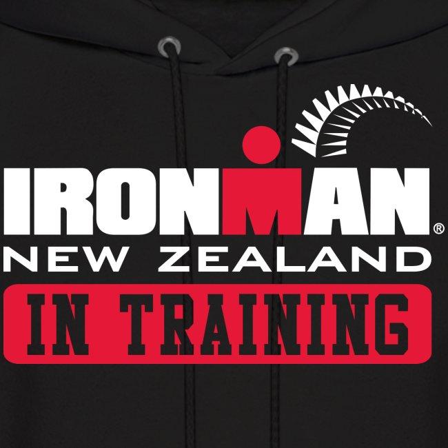 IM New Zealand In Training Men's Hoodie