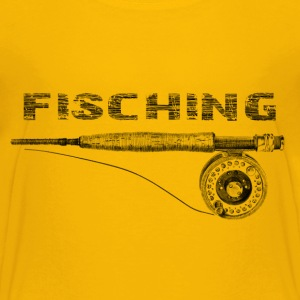 fishing rod Baby & Toddler Shirts - Toddler Premium T-Shirt