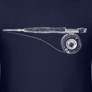 fishing rod T-Shirts - Men's T-Shirt