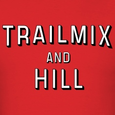 Trailmix And Hill Men's Tshirt