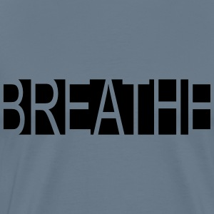 Yoga Shirt-  Breathe - Men's Premium T-Shirt