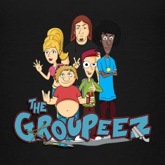 The Groupeez Characters