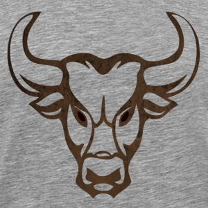 THE BULL - Men's Premium T-Shirt