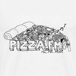 Pizza FM T-Shirt - Men's Premium T-Shirt