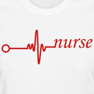 Nurse Shirt - Women's T-Shirt