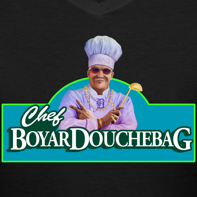 Chef BoyarDouchebag (women)