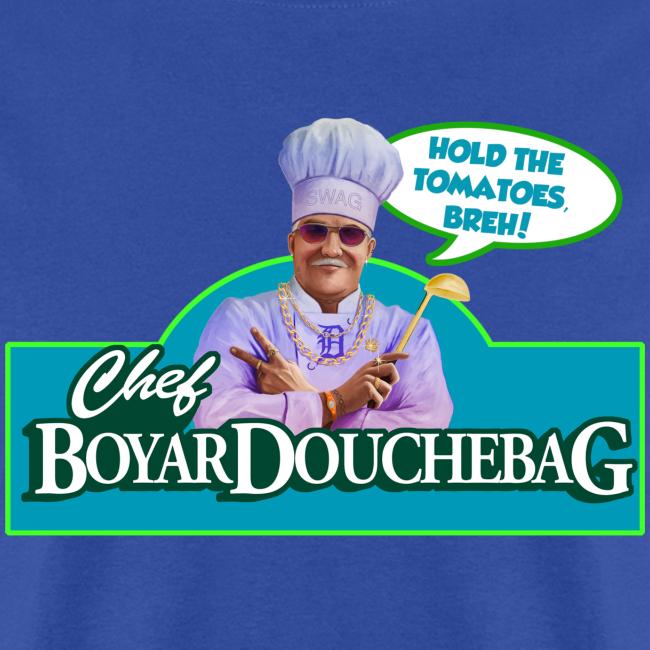 Chef BoyarDouchebag Tomatoes!