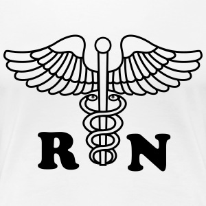 Registered Nurse RN - Women's Premium T-Shirt