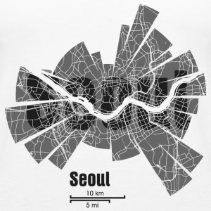 Seoul Tanks - Women's Premium Tank Top