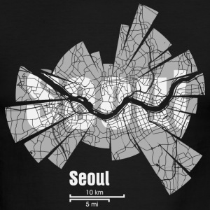 Seoul T-Shirts - Men's Ringer T-Shirt